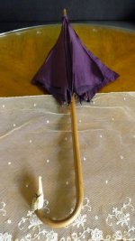 2 antique parasol Princess alice of monaco