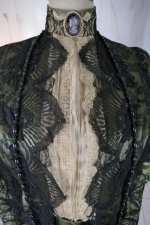 14 antique dress Fanny Gerson 1903