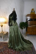18 antique dress Fanny Gerson 1903
