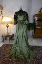27 antique dress Fanny Gerson 1903