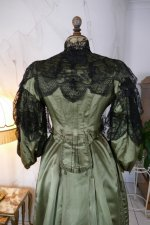 28 antique dress Fanny Gerson 1903
