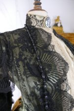 6 antique dress Fanny Gerson 1903